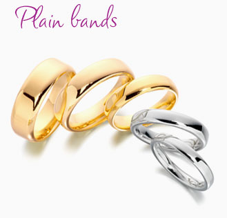 plain bands